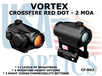 VORTEX CROSSFIRE RED DOT - 2