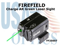 FIREFIELD CHARGE AR GREEN LASER SIGHT