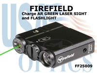 Firefield: Tactical Light / Green laser Combo: FF25009