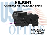 HILIGHT COMPACT FLASHLIGHT WITH PRESSURE PAD