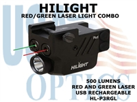 HILIGHT RED/GREEN LASER LIGHT COMBO