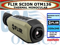 FLIR SCION OTM136 THERMAL MONOCULAR
