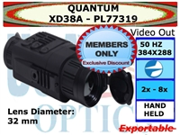 Quantum XD38A - Hand Held Thermal