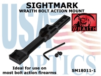 SIGHTMARK WRAITH BOLT ACTION MOUNT
