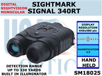 SIGHTMARK SIGNAL 340RT DIGITAL NIGHT VISION MONOCULAR