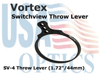 VORTEX SWITCHVIEW THROW LEVER 1.72 INCHES / 44 mm