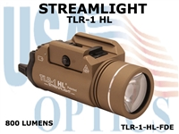 Streamlight TLR-1 FDE Flashlight