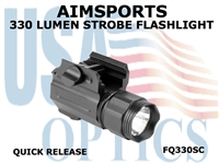 330 Lumen Tactical Flashlight