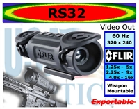 FLIR RS32 THERMAL WEAPON SIGHT (19mm or Choose your Model)