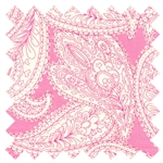 Lili-fied Piccadilly Pink 05967-02 from Kanvas Studio by Benartex