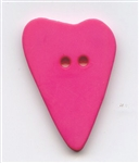 Country Heart Pink 134526 from Dill Buttons
