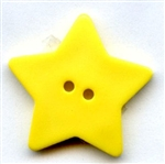 Traditional Star Button 144519-Yellow from Dill