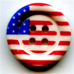 Flag Button 251465 from Dill Buttons of America