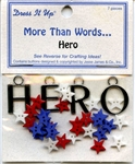 Hero More Than Words... Dress It Up #3607 from Jesse James