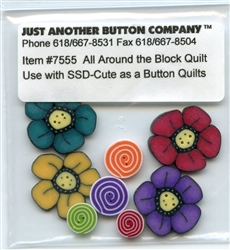 All Around the Block 7555 Just Another Button Company