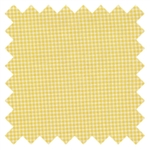 Gingham Crazy Tiny Gingham Yellow CX4834 from Michael Miller