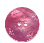 Spring Showers Crimson Red DU2936-40 from Renaissance Buttons