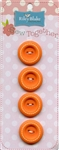 Stitched Buttons Sew Together STB-CSI-Orange from Riley Blake Designs