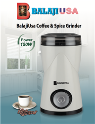 BalajiUsa Coffee and Spice Grinder