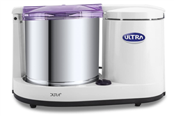 Ultra Grind+ Gold 2 Liter Table Top Wet Grinder with Atta Kneader, 110 Volt