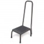 Hausmann Industries 2030 Foot Stool w/Handrail