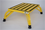 Safety Step 8 Inch Industrial Step Stool