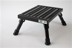 Safety Step Small Folding Aluminum Step Stool