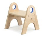 Kabooster Blue Kids Step Stool
