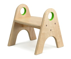 Kabooster Green Kids Step Stool