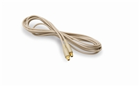 DACA A3E Cable, 1200mm compact to compact, Beige