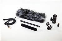 Q DSLR-Video Microphone Kit