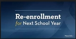 Registration / Re-Enrollment Fee with discount