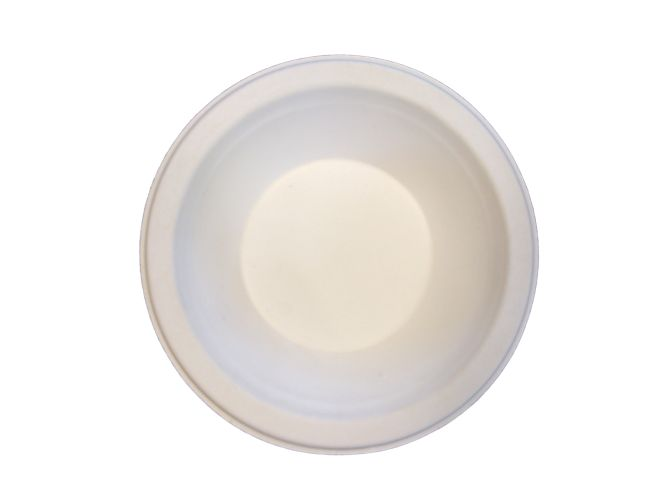 Compostable Round Bowl-12 Oz - 1000/Cs (8 X 125)