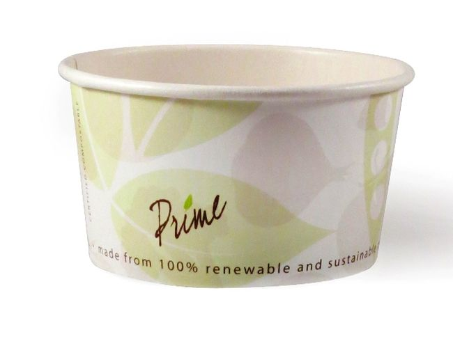 Food / Soup Container-12Oz-Compostable - 500/Cs (20 X 25)