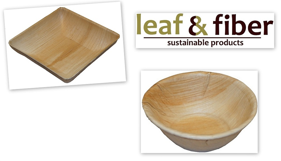 sc 1 st  Leaf u0026 Fiber & Compostable Palm Leaf Bowls - Sample Pack