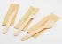 Wooden Spoons Ind. Paper Wrapped - 1000/Cs (10 X 100)