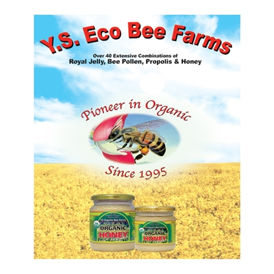 Y.S. Eco Bee Farms Manuka Propolis Lozenges, 20ct