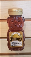 Pure Raw LOCAL Maryland Honey Bear, 8 ounce