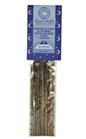 Frankincense & Myrrh with Sacred Sage Incense: Plastic Package / Incense: 20 Sticks