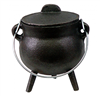 Mini Cast Iron Cauldron 2.75""