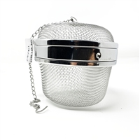 4 inch large tea ball strainer