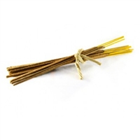 "Amber Incense Sticks: 10.5"", 20 sticks"