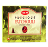 Precious Patchouli Incense Cones: 10ct