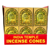 Song of India Temple Incense: 10 cones