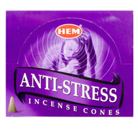 Anti-Stress Incense Cones