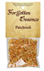 Forgotten Essence Patchouli Resin Incense: 1oz
