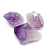 Amethyst, points