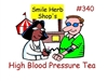 High Blood Pressure Tea