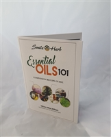 Beginner's Aromatherapy Recipe Guide Booklet | Physical Copy