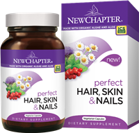 Perfect Hair, Skin, & Nails: Bottle / Vegetarian Capsules: 60 Vegetarian Capsules